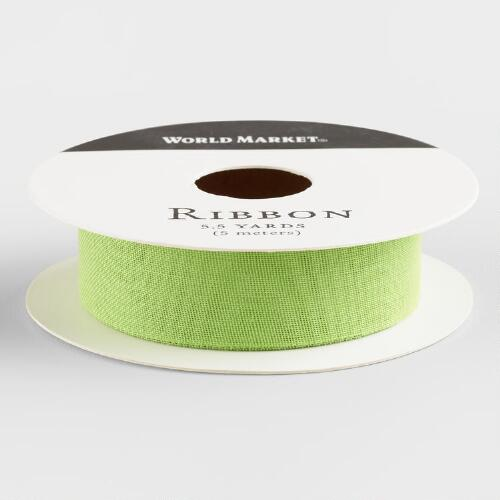 Apple Green Ribbon