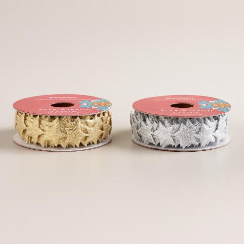 Star Ribbon, 2-Pack