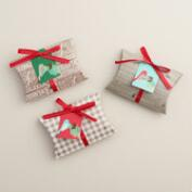 Garden Shed Gift Card Pouches, Set of 3