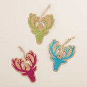Tralala Deer Gift Tags, Set of 6