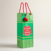Ugly Sweater Wine Bags, Set of 2