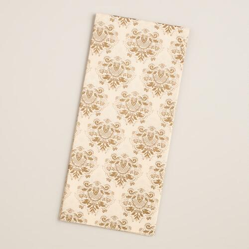 Downton Abbey Tissue  Paper Set of 2