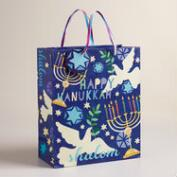 Large Hanukkah Celebration Gift Bag