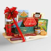 Share the Season Holiday Cutting Board Gift Basket