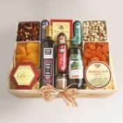 Ultimate Gathering Meat and Cheese Gift Crate