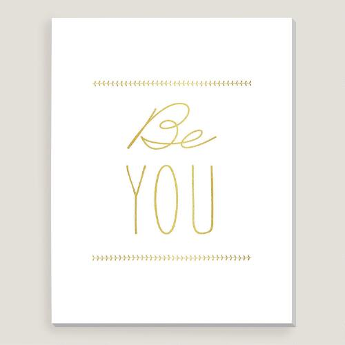 Be You Golden by Shelley Weir