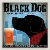 Black Dog Brewing Co Wall Art