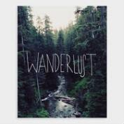 Wanderlust Rainier Creek Wall Art