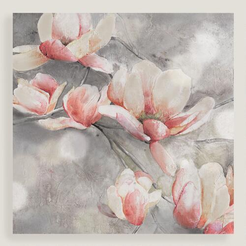 Sweet Magnolias Peach