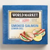 World Market® Alaskan Smoked Salmon with Lemon and Dill