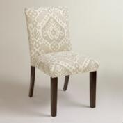 Dove Safi Kerri Upholstered Dining Chair