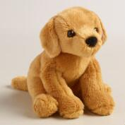 Plush Stuffed Golden Retriever