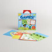 Take Along Games, Set of 4