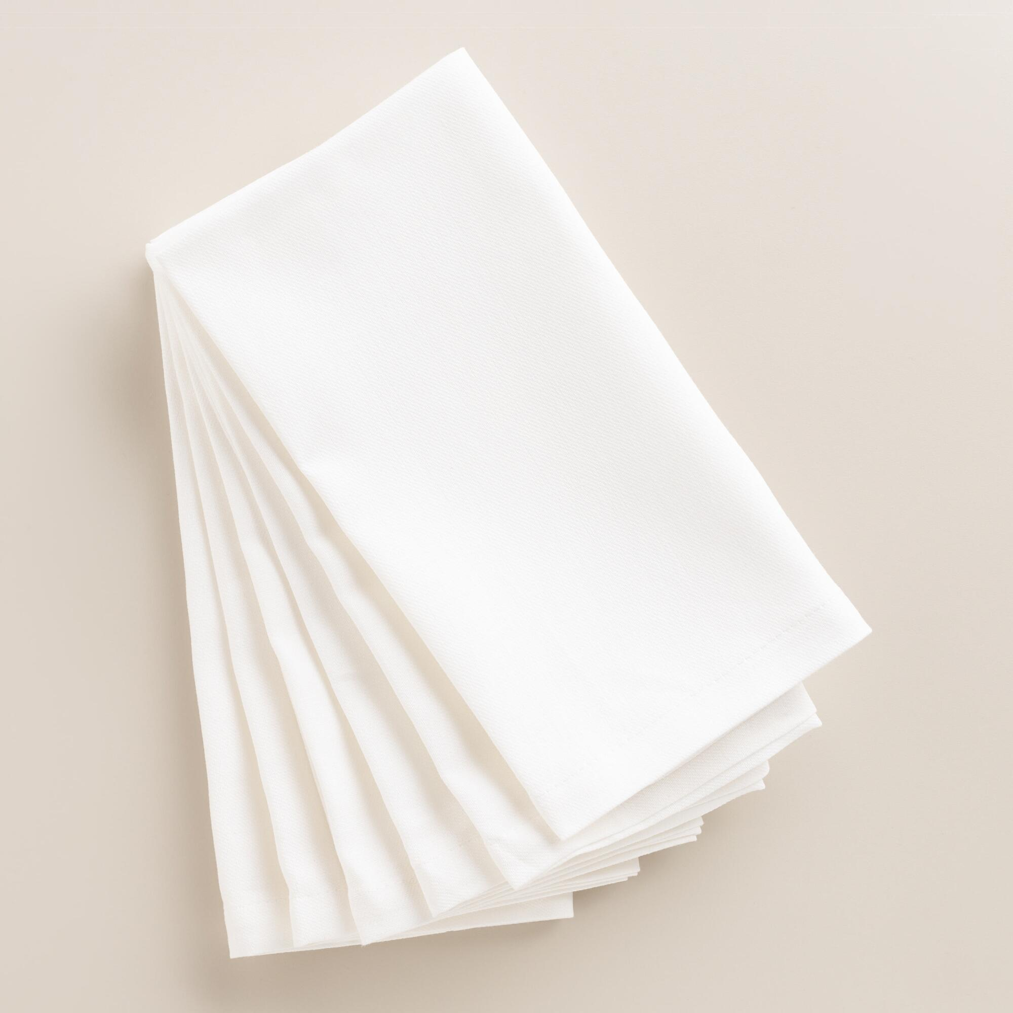 Kitchen Table Napkins