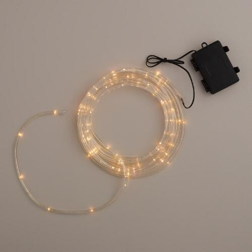 Mini LED Battery Operated Rope Lights