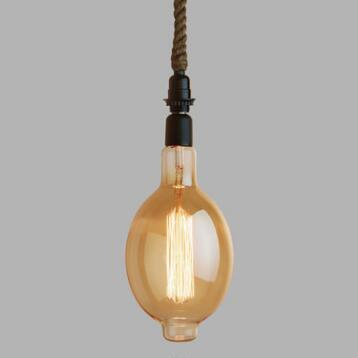 Oversized Oval Filament Bulb
