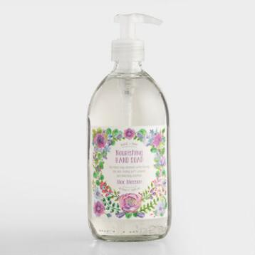 Bird and Bee Lilac Blossom Hand Soap