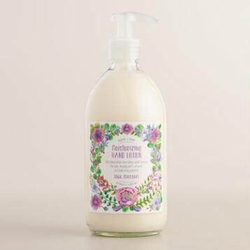 Bird and Bee Lilac Blossom Hand Lotion