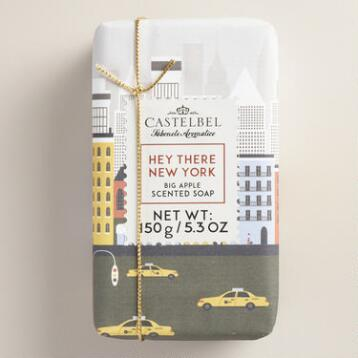 Castelbel New York Apple Bar Soap