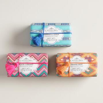 Castelbel Tassel Bar Soap Collection