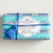 Castelbel Juniper Lemon Tassel Bar Soap