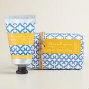 A and G Geometric Mango Bath Collection