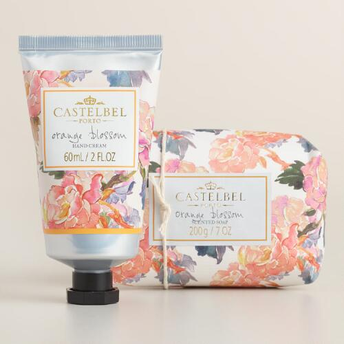 Castelbel Orange Blossom Bath and Body Collection