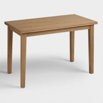 Oak Gilmore Flip Top Table