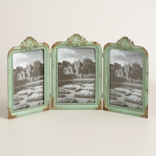 Mint Metal Gwen 3 Photo Frame