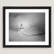 Up and Away Framed Shadowbox Wall Art