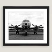 Takeoff Framed Shadowbox Wall Art