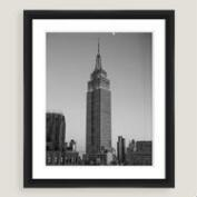 Empire State Building Framed Shadowbox Wall Art