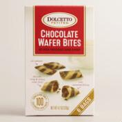 Dolcetto  Chocolate Wafer Bites