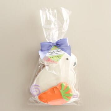 Monaco Bunny and Carrot Cookies