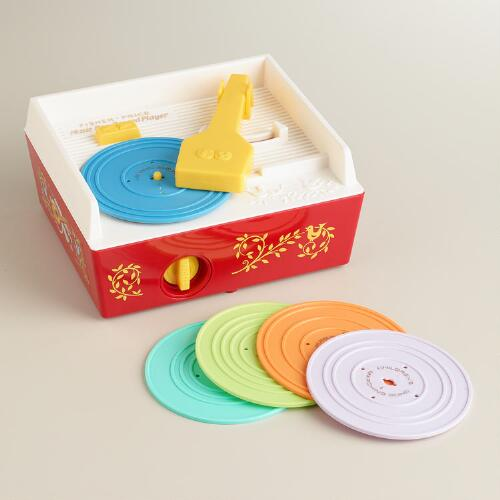 Fisher Price Retro Music Box Record Player