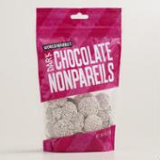 World Market Dark Chocolate Nonpareil Candy