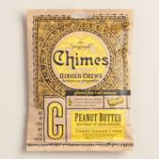 Chimes Peanut Butter Ginger Chew