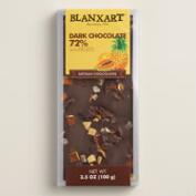 Blanxart Tropical Fruit Dark Chocolate Bar