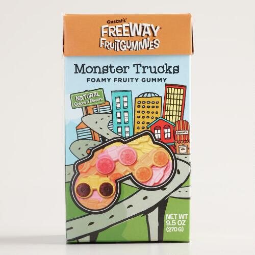 Freeway Monster Truck Gummies