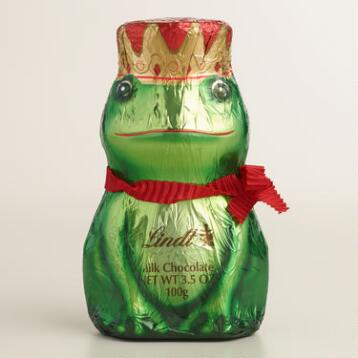 Lindt Frog Prince Chocolate