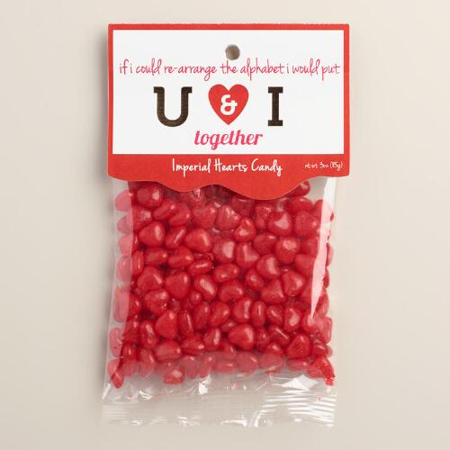 Heritage I (Heart) U Candy Bag