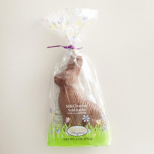 Niagra Solid Rabbit Milk Chocolate