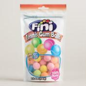Fini Tennis Sour Lemon Lime Gumballs