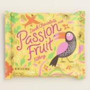 World Market Passion Fruit Dark Chocolate Bar