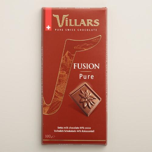 Villars Pure Milk Chocolate Bar