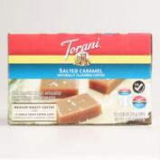 Torani Salted Caramel Single Serving Coffee 12 Count