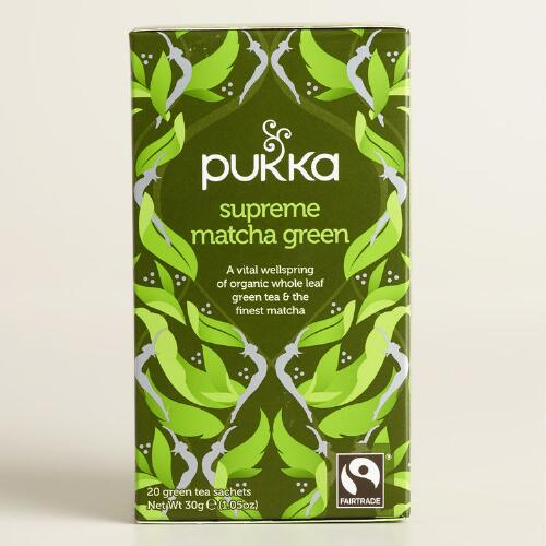 Pukka Supreme Matcha Green Tea 15 Count