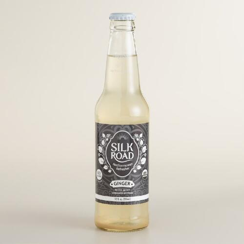 Silk Road Ginger Mint Soda