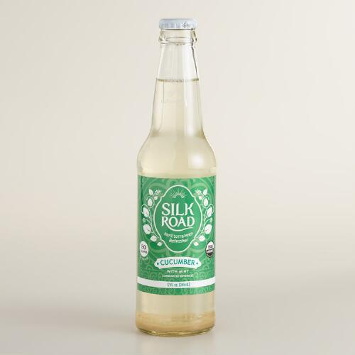 Silk Road Cucumber Mint Soda