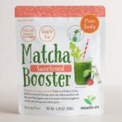Maeda-En Sweetened Matcha Green Tea Booster Powder